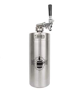 Keg Smiths 128 oz Portable Draft Keg System
