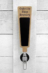 Custom personalized beer tap handle