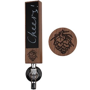 Engraved Beer Tap Handle
