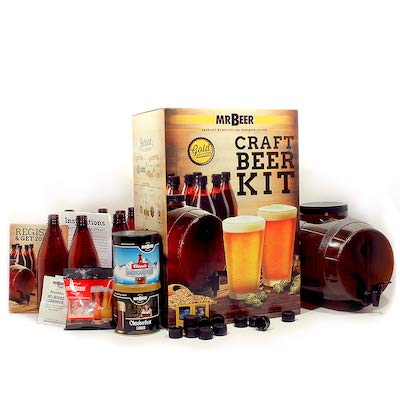 Mr. Beer Premium Gold Edition Craft Making Kit