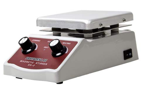 Fristaden Lab SH-2 Laboratory Magnetic Stirrer Hot Plate Mixer