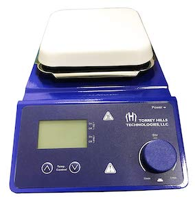 Magnetic Stirrer Hot Plate by Torrey Hills Tech