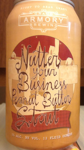 Nutter Your Business Peanut Butter Stout