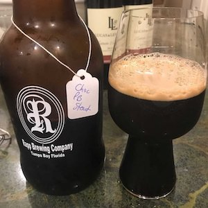 Rapp Chocolate Peanut Butter Stout